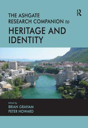 The Routledge Research Companion to Heritage and Identity (Hardback) book cover