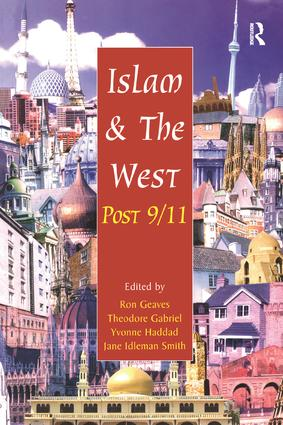 Islam and the West Post 9/11: 1st Edition (Paperback) book cover
