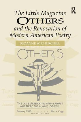 The Little Magazine Others and the Renovation of Modern American Poetry: 1st Edition (Hardback) book cover