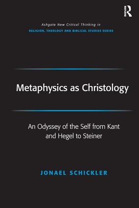 Conclusion Metaphysics as Christology
