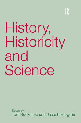 History, Historicity and Science book cover
