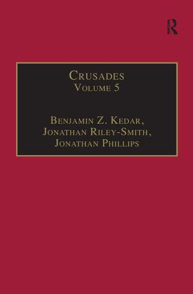 Crusades: Volume 5 book cover