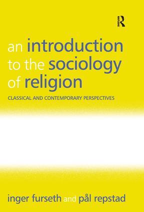 Religion, social unity, and conÀict
