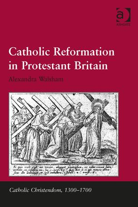 Catholic Reformation in Protestant Britain book cover