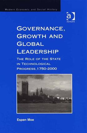Governance, Growth and Global Leadership