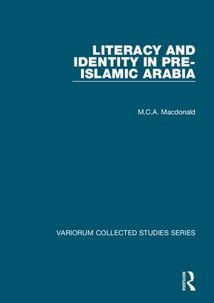 Literacy and Identity in Pre-Islamic Arabia