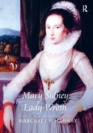 Mary Sidney, Lady Wroth (Hardback) book cover
