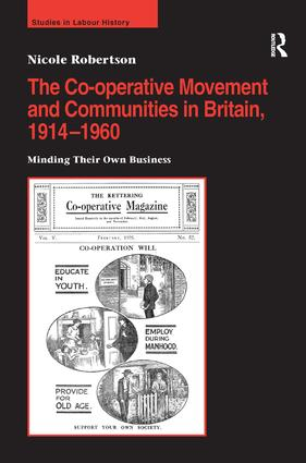 The Co-operative Movement and Political Action