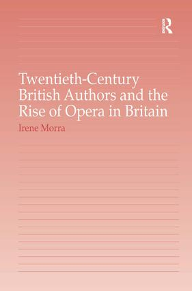 Nation, Modernity, and the Operatic Stage