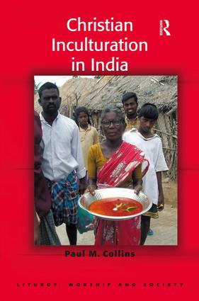 Christian Inculturation in India book cover
