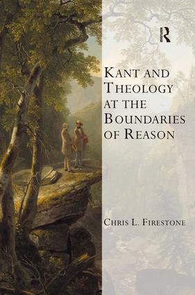 Can Theology Go Through Kant?