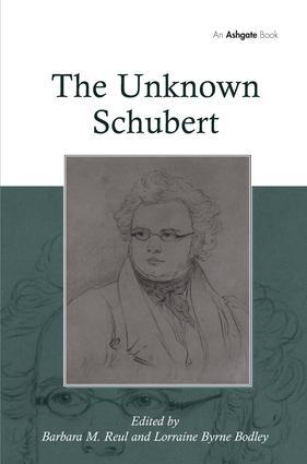 The Unknown Schubert