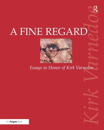 A Fine Regard: Essays in Honor of Kirk Varnedoe book cover