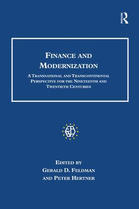 Finance and Modernization