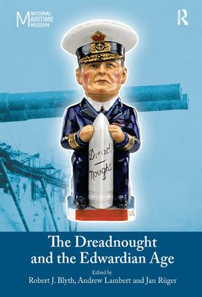 The Dreadnought and the Edwardian Age (Hardback) book cover