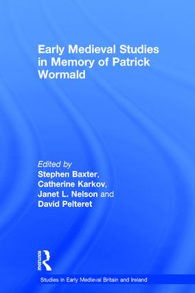 Early Medieval Studies in Memory of Patrick Wormald (Hardback) book cover