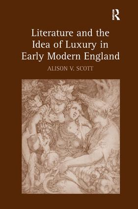 Cleopatra's Spoils: Proto-Liberal Dimensions of Early Modern Luxury