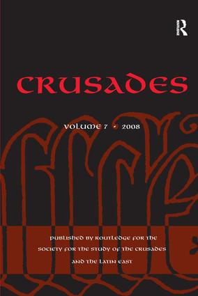 Crusades: Volume 7 book cover