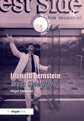 Leonard Bernstein: West Side Story book cover