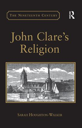 John Clare's Religion: 1st Edition (Hardback) book cover