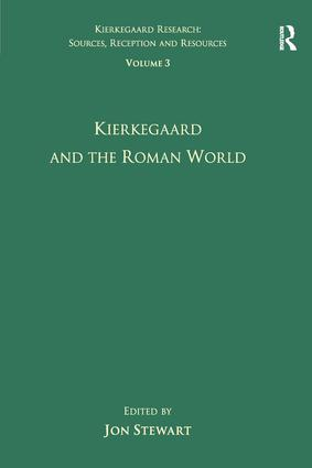 Apuleius: Direct and Possible Indirect Influences on the Thought of Kierkegaard