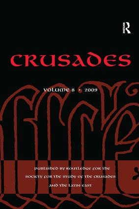 Crusades: Volume 8 book cover