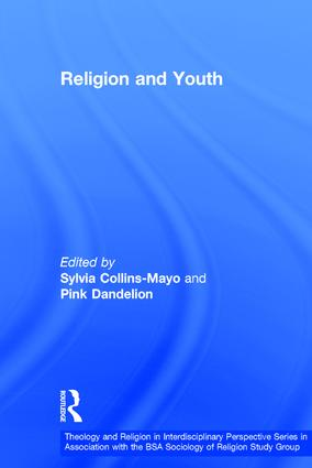 Religion and Youth (Hardback) book cover
