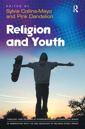 Religion and Youth: 1st Edition (Paperback) book cover