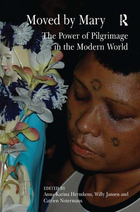 Moved by Mary: The Power of Pilgrimage in the Modern World, 1st Edition (Paperback) book cover