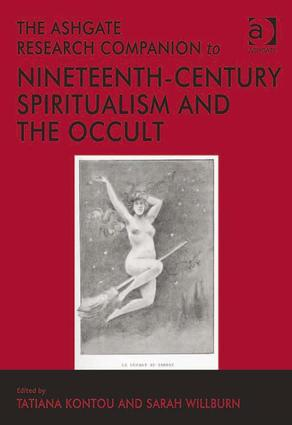 The Ashgate Research Companion to Nineteenth-Century Spiritualism and the Occult book cover