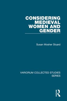 Considering Medieval Women and Gender