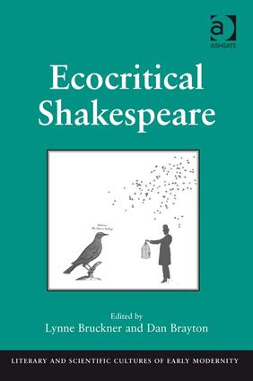 Ecocritical Shakespeare (Hardback) book cover