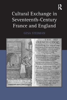 Cultural Exchange in Seventeenth-Century France and England book cover