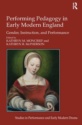 """Honest payneful pastimes"": Pain, Play, and Pedagogy in Early Modern England"
