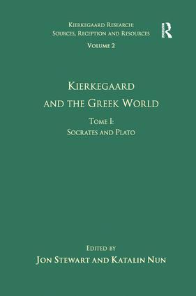 Xenophon: Kierkegaard's Use of the Socrates of the Memorabilia William McDonald