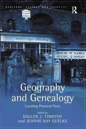 Genetics, Genealogy, and Geography