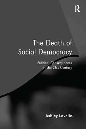 The Death of Social Democracy