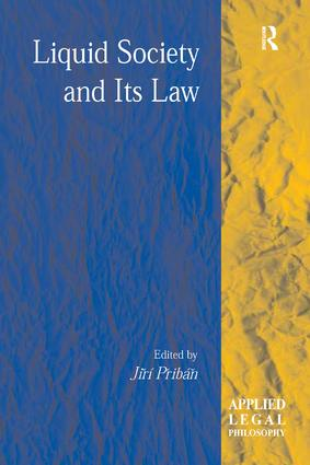 Liquid Society and Its Law book cover