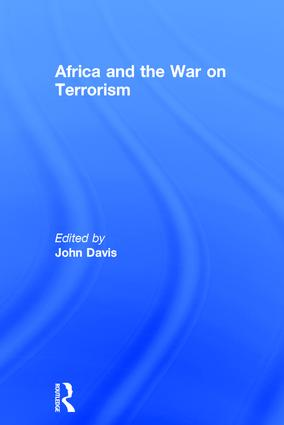 Africa and the War on Terrorism: 1st Edition (Hardback) book cover