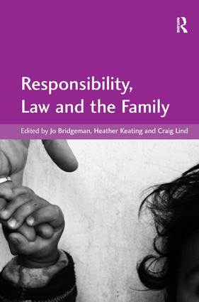 Together Forever? The Rights and Responsibilities of Adult Children and their Parents