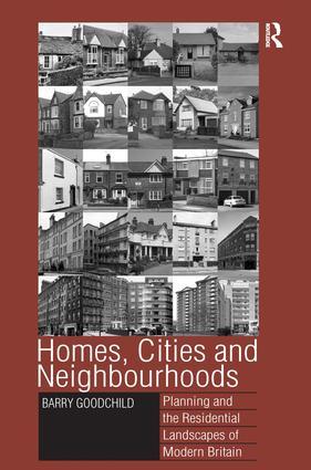 Homes, Cities and Neighbourhoods