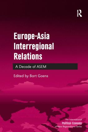 ASEM in the Context of the European Union's External Relations