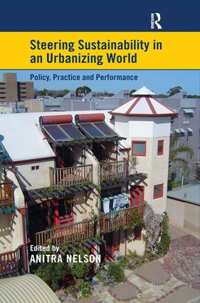 Steering Sustainability in an Urbanising World: Policy, Practice and Performance, 1st Edition (Hardback) book cover