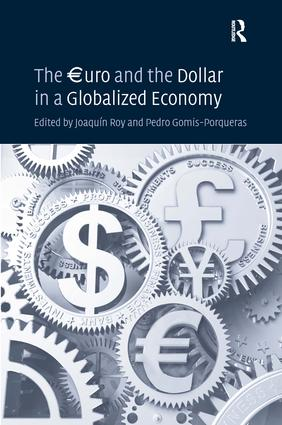 The €uro and the Dollar in a Globalized Economy: 1st Edition (Paperback) book cover