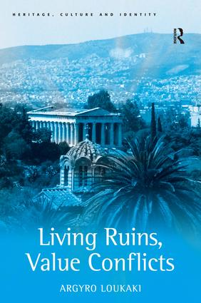 Living Ruins, Value Conflicts book cover