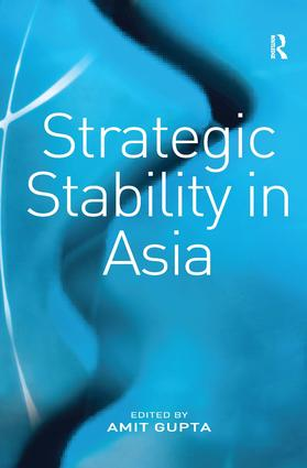 Strategic Stability in Asia: 1st Edition (Hardback) book cover