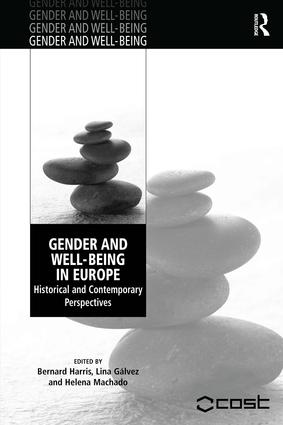 Gender and Well-Being in Europe: Historical and Contemporary Perspectives (Hardback) book cover