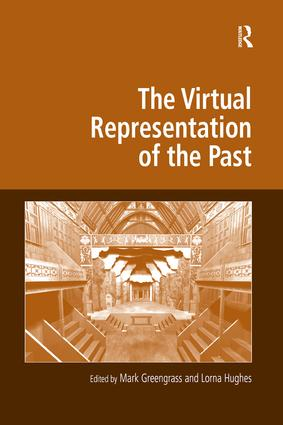 The Virtual Representation of the Past (Hardback) book cover