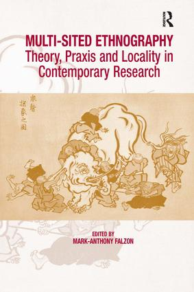 Multi-Sited Ethnography: Theory, Praxis and Locality in Contemporary Research (Hardback) book cover