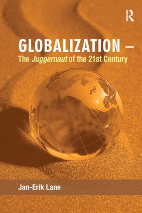 Globalization – The Juggernaut of the 21st Century: 1st Edition (Hardback) book cover